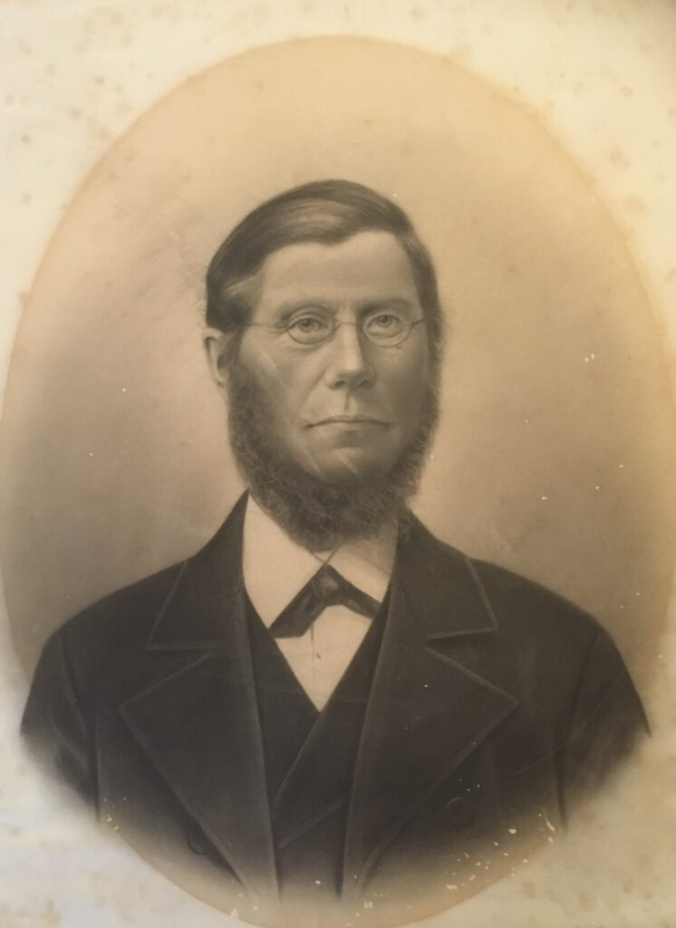 Gruvfogden Jacob Mårtensson